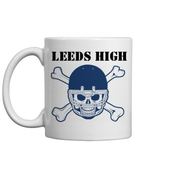 Leeds High Mug