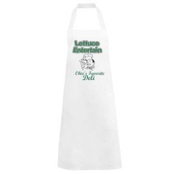 Lettuce Entertain Apron