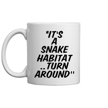 Liam Snake Habitat