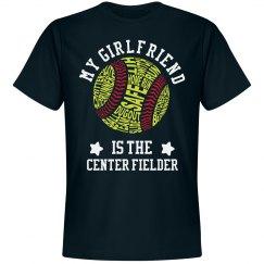 Boyfriend Of The Center Fielder