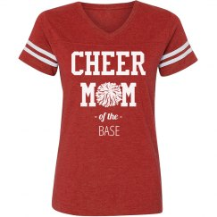Cheer Mom Of The Base