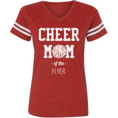 Cheer Mom Of The Flyer