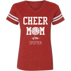 Cheer Mom Of The Spotter