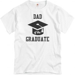 I'm The Dad Of The Graduate