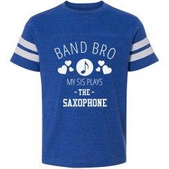 Saxophone Player Is My Bro