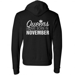 Comfy Queens Are Born In November
