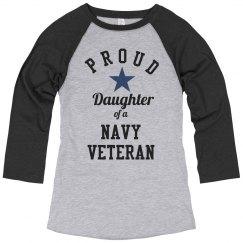 Proud Navy Veteran Daughter