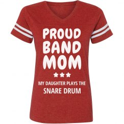 Proud Snare Drum Band Mom