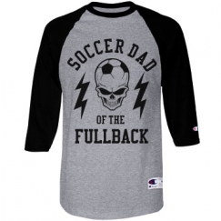 Soccer Dad Of The Fullback