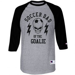 Soccer Dad Of The Goalie