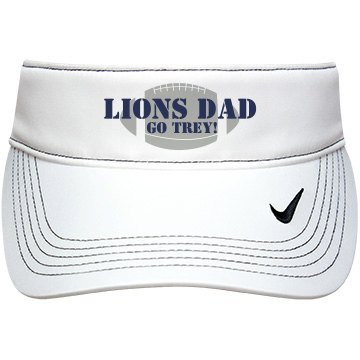 Lions Football Dad