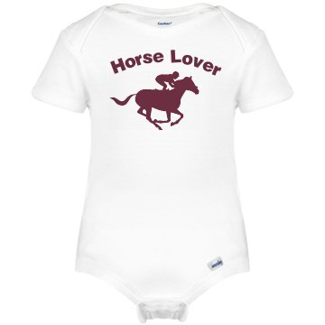 Little Horse Lover