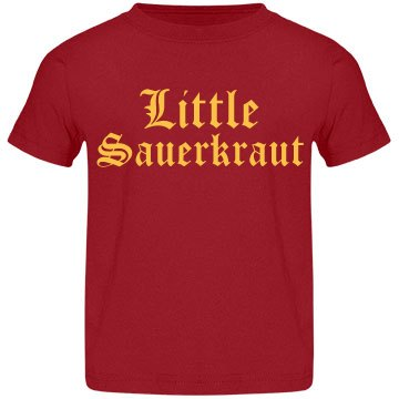 Little Sauerkraut Oktober