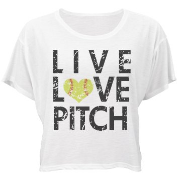 Live, Love, Pitch