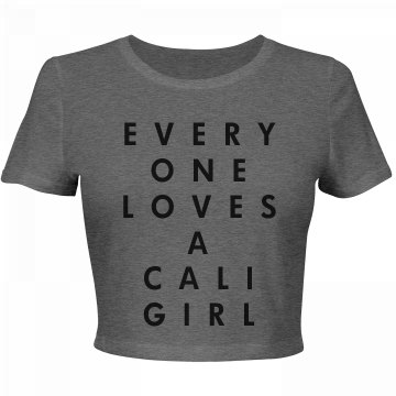 Love a California Girl
