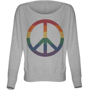 Love and Peace Tee