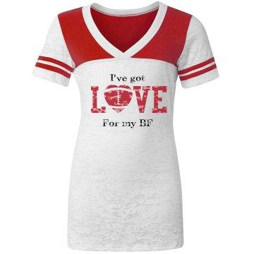Love For My Boyfriend