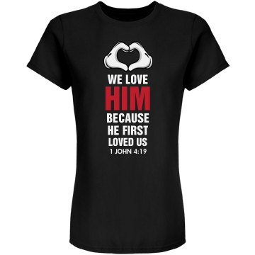 Love God John 4