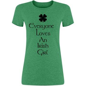 Love Irish Girls