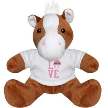 Love Jasper Plush Pony