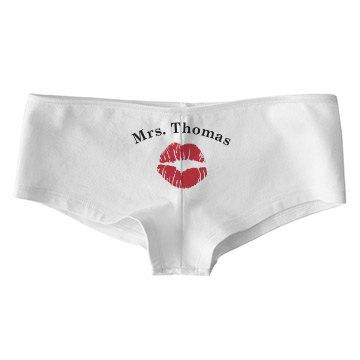 Love Lips Panties