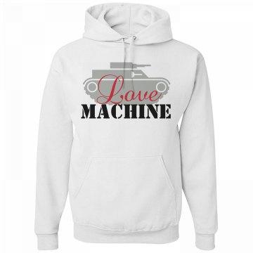 Love Machine Hoodie
