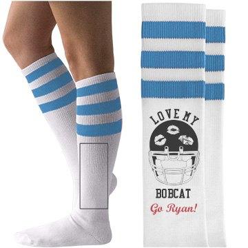 Love My Bobcat Football