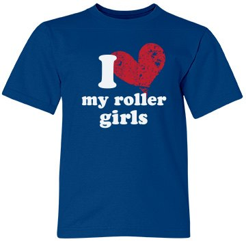 Love My Roller Girls