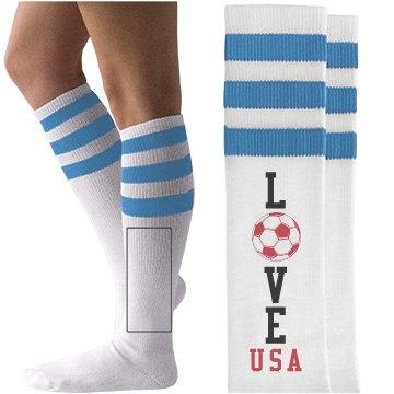 Love USA Soccer