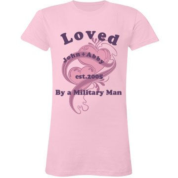Loved By A Military Man