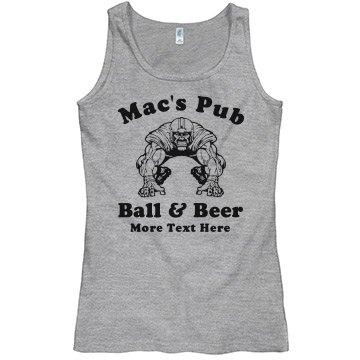 Mac's Pub Football