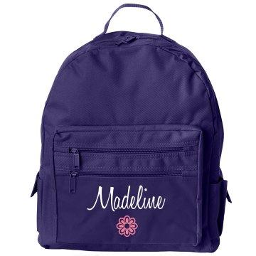 Madeline Pink Flower