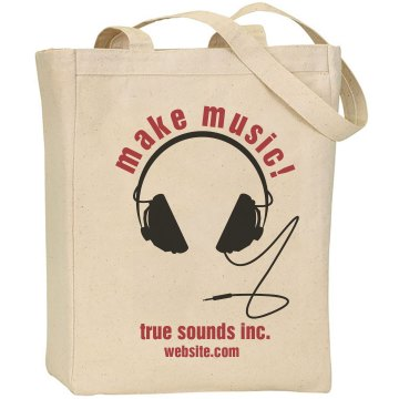 Make Music Business Bag