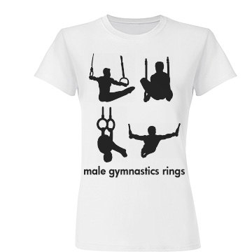 Male Gymnastics Rings