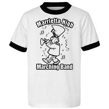 Marching Band Fan