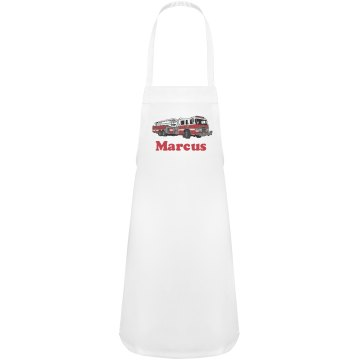 Marcus Firefighter Apron
