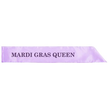 Mardi Gras Queen Design