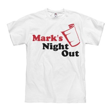 Mark's Night Out