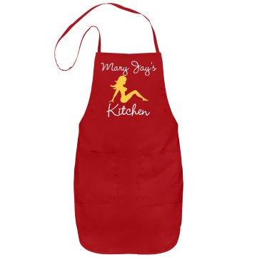 Mary Jay's Kitchen Apron