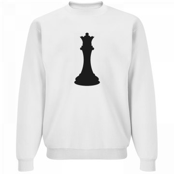 Matching King Chess Piece Girl