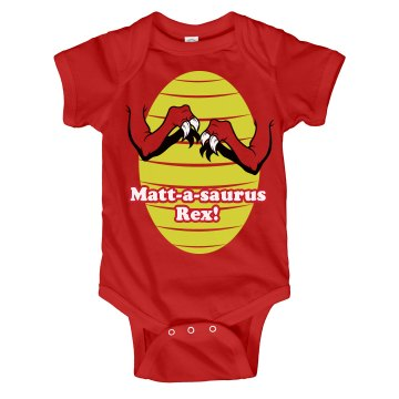 Matt-a-saurus Rex