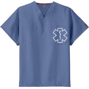 Medic Scrub w/Back