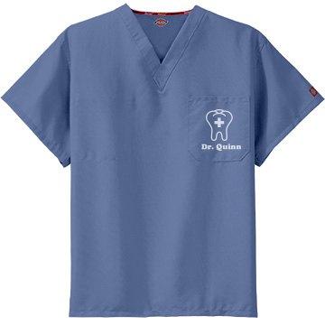 Medical Dentist Scrub