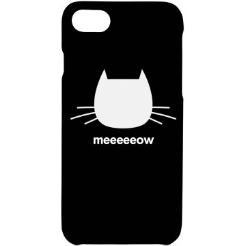 Meow Cat Lover Case