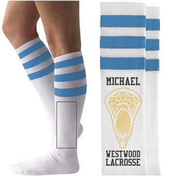 Michael Lacrosse Player