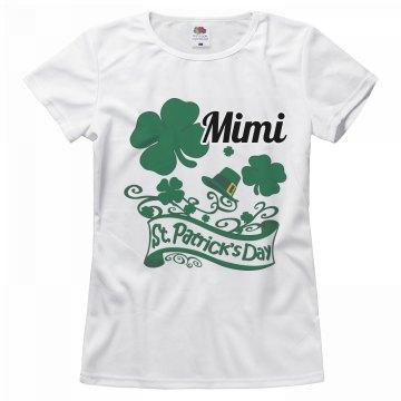 Mimi's St Patrick's Day