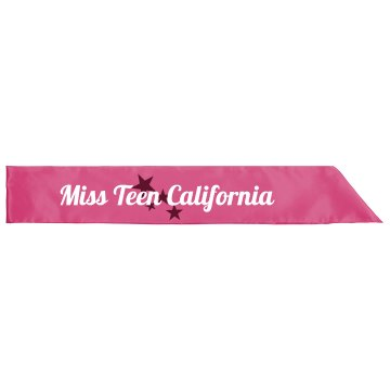 Miss Teen California