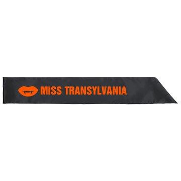 Miss Transylvania