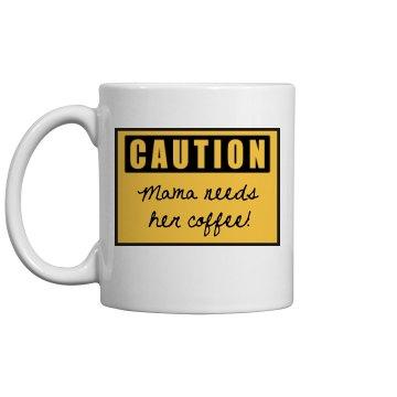 Mom's Coffee Mug