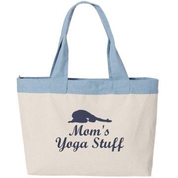 Mom's Yoga Bag